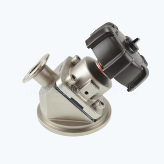 Sanitary Manual tank outlet valves