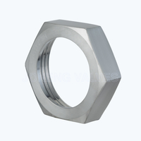 Sanitary RJT-13H hex nuts